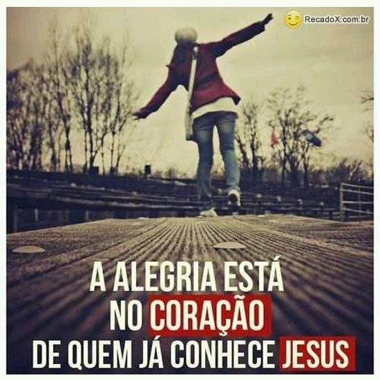Quem conhece Jesus
