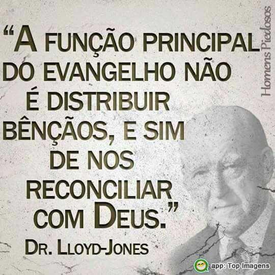 A função do evangelho