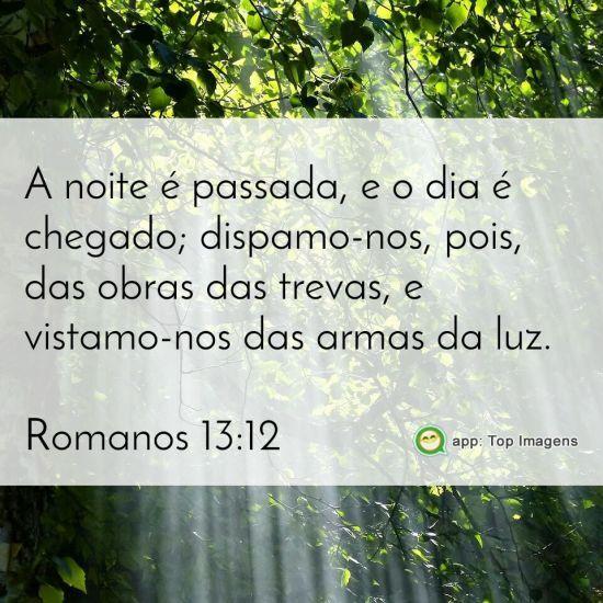 Romanos 13.12