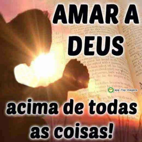 Amar a Deus