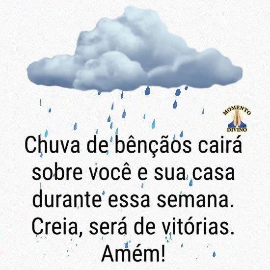 Chuva de bênçãos
