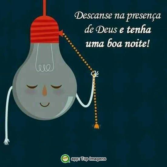 Descanse na presença de Deus