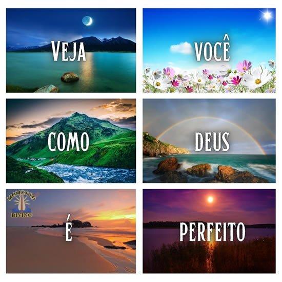 Deus é perfeito