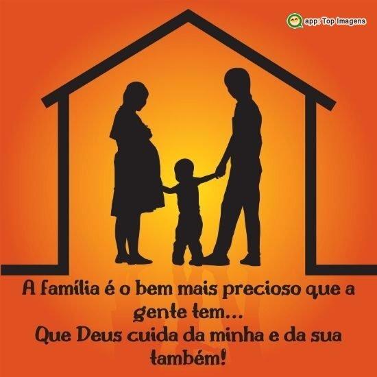 Família o bem mais precioso