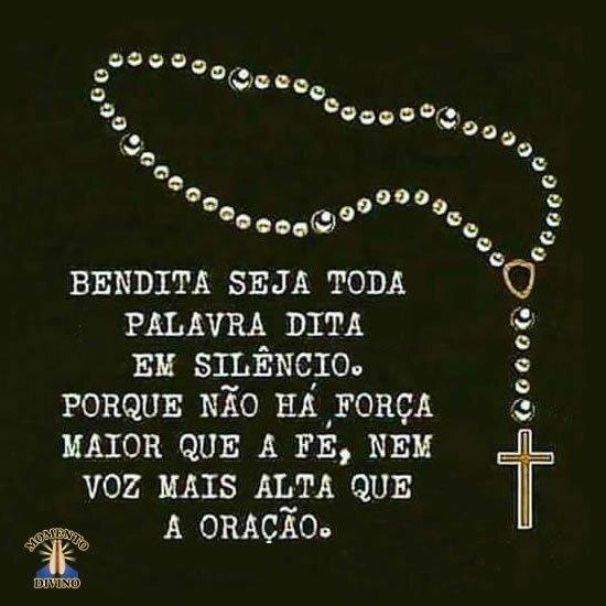 Fé e oração
