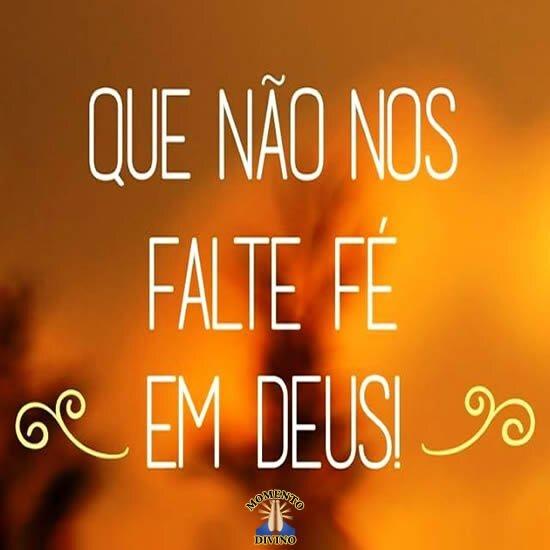 Fé em Deus