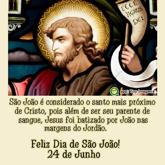 Feliz dia de São João