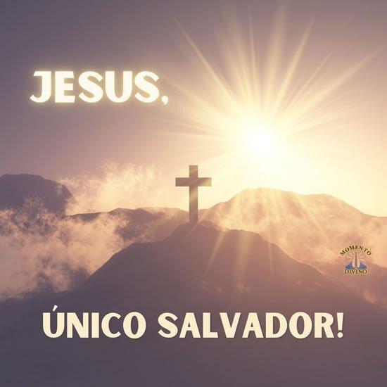 Jesus único salvador