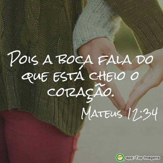 Mateus 12.34