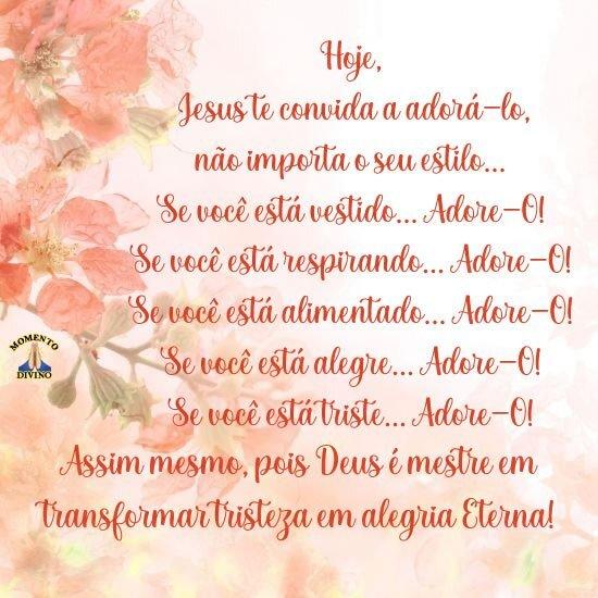 Jesus te convida