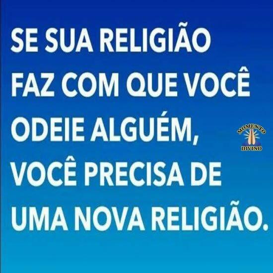 Religião nova