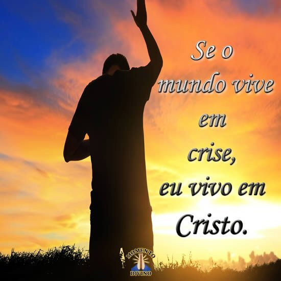 Vivo em Cristo