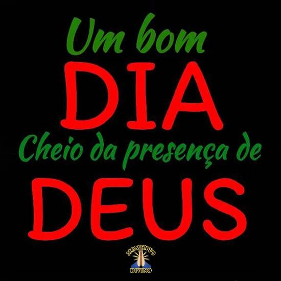 Dia cheio de Deus