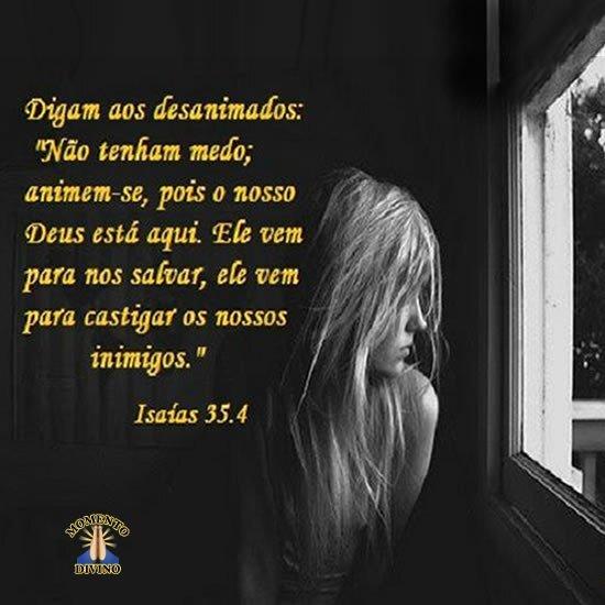 Isaías 35.4