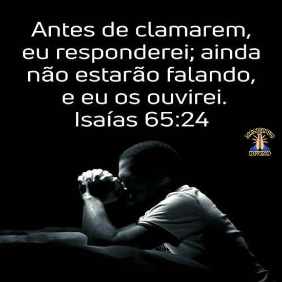 Isaías 65.24