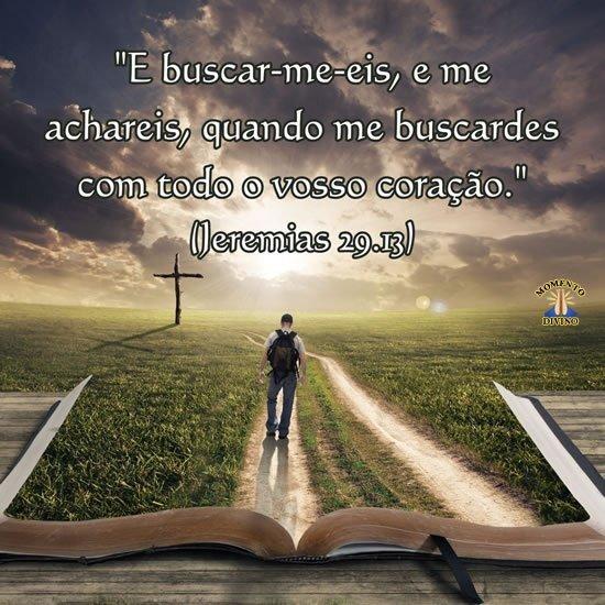 Jeremias 29.13