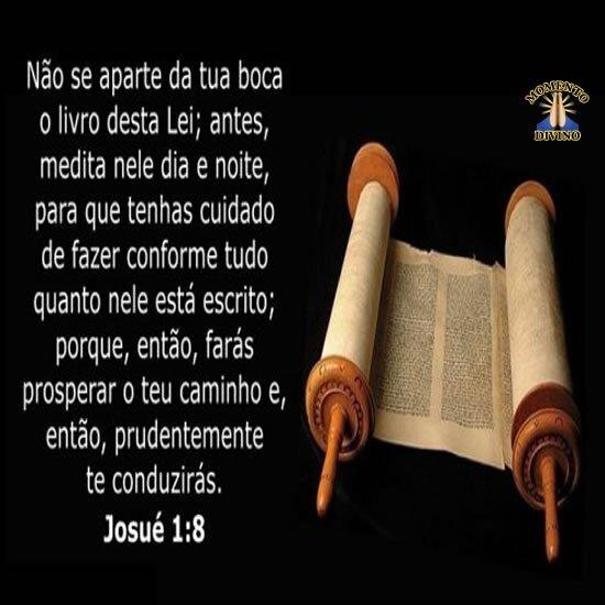 Josué 1.8