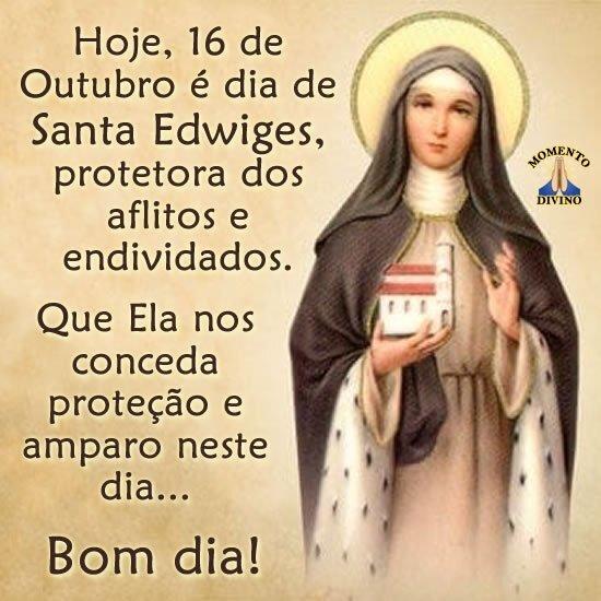 Dia de Santa Edwiges