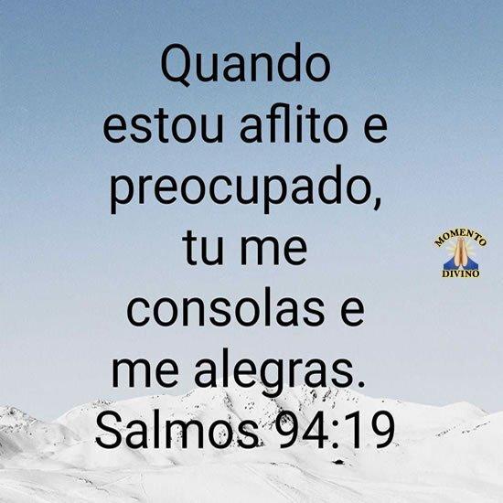 Salmos 94.19