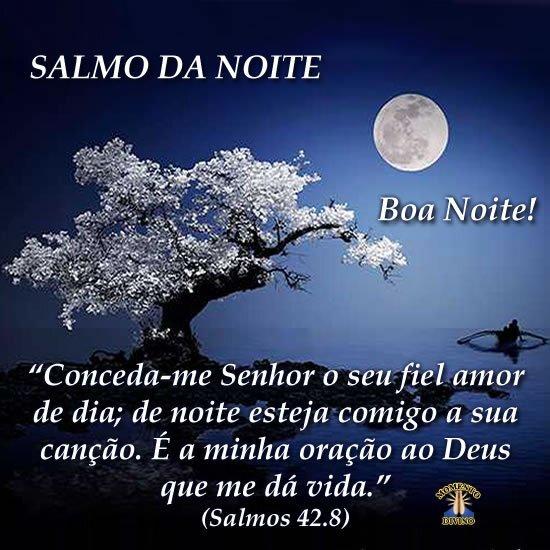Salmo da Noite