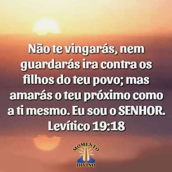 Levítico 19.18