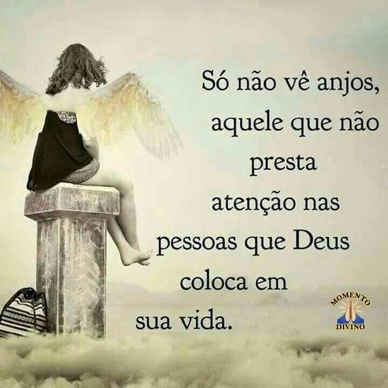 Anjos em nossa vida