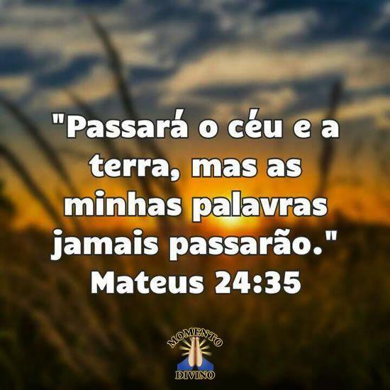 Mateus 24.35