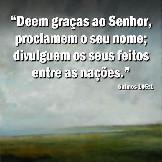Salmos 105.1