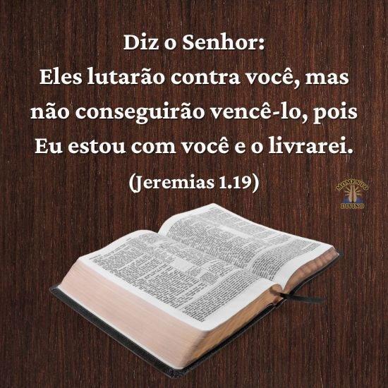 Jeremias 1.19