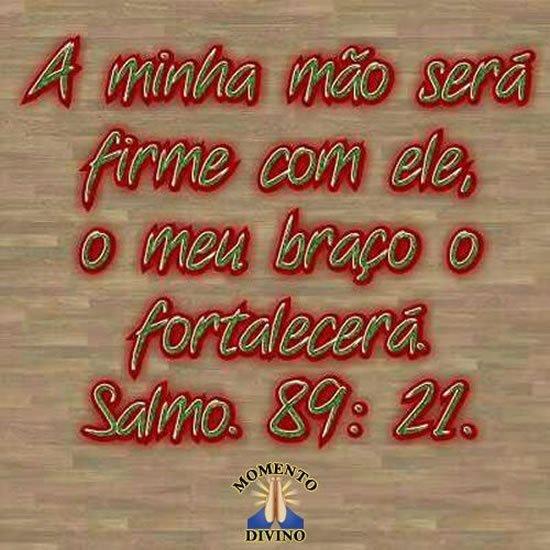 Salmo 89.21