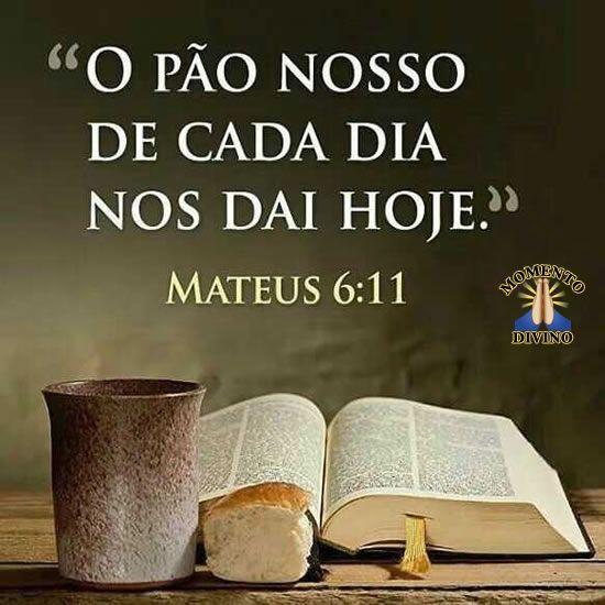 Mateus 6.11