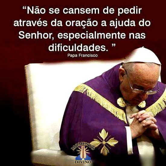 Orar ao Senhor