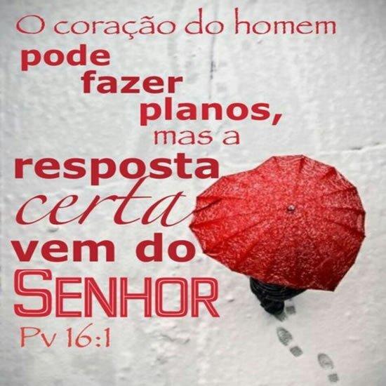 Provérbios 16.1