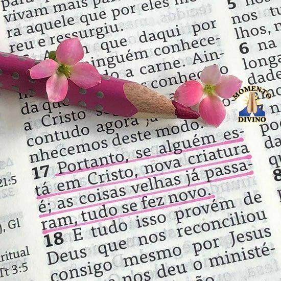 Coríntios 5.17