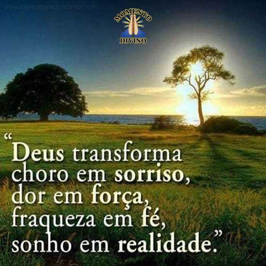 Deus transforma