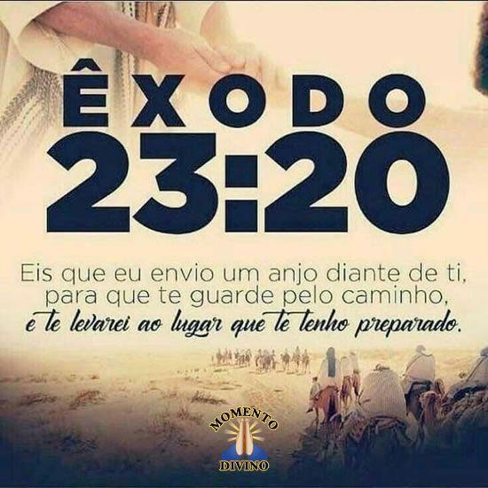 Êxodo 23:20