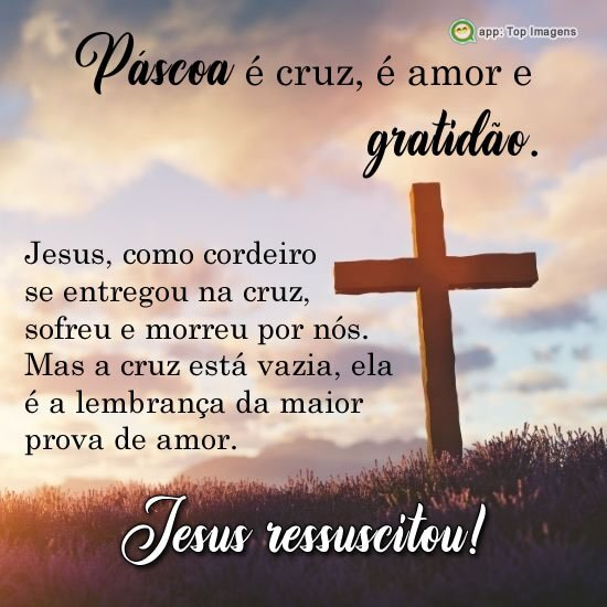 Jesus ressuscitou