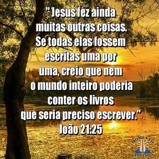 João 21:25