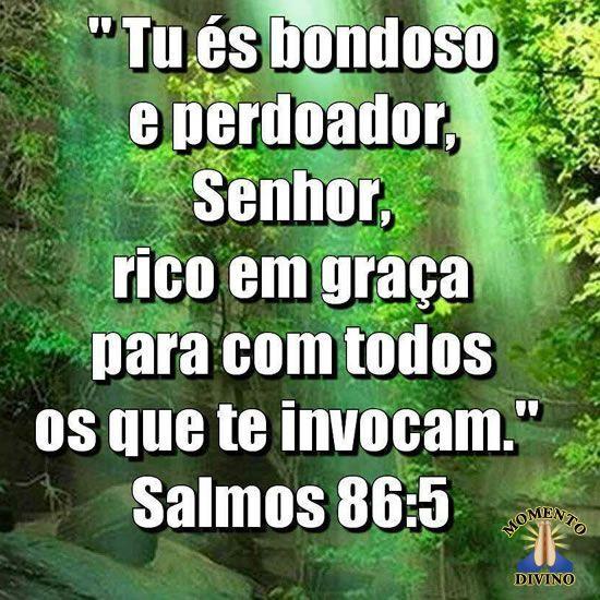 Salmos 86.5