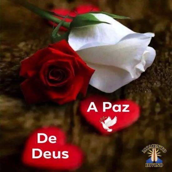 A paz de Deus