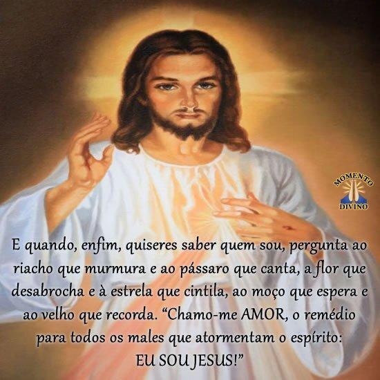Eu sou Jesus!