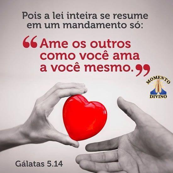 Gálatas 5.14