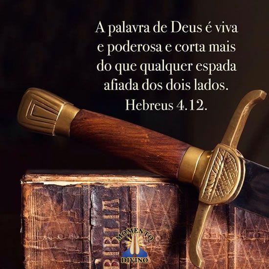 Hebreus 4.12