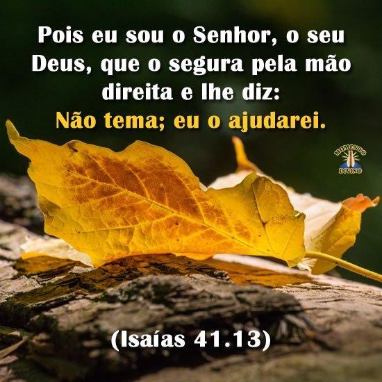 Isaías 41.13