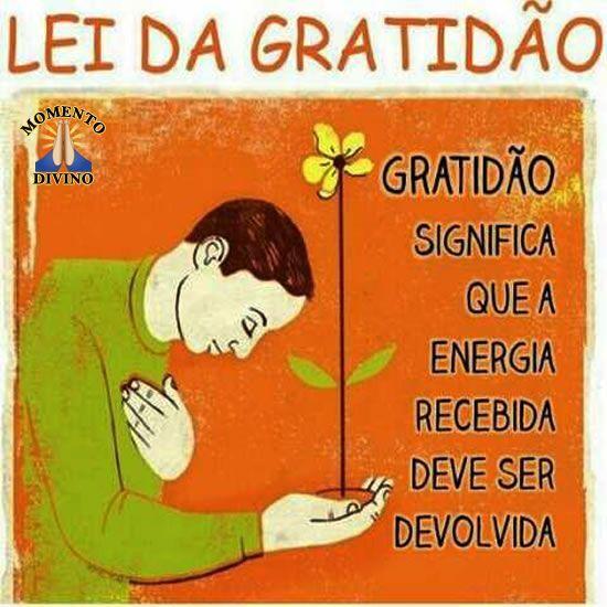Lei da Gratidão