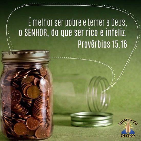 Provérbio 15.16