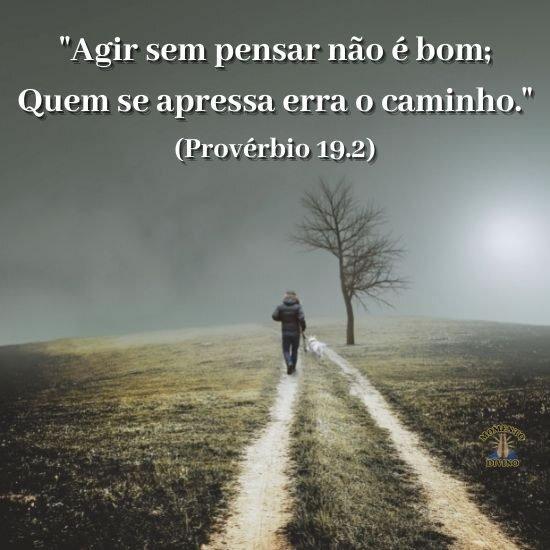 Provérbio 19.2