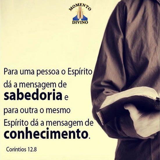 Coríntios 12.8