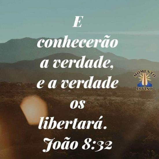 João 8.32