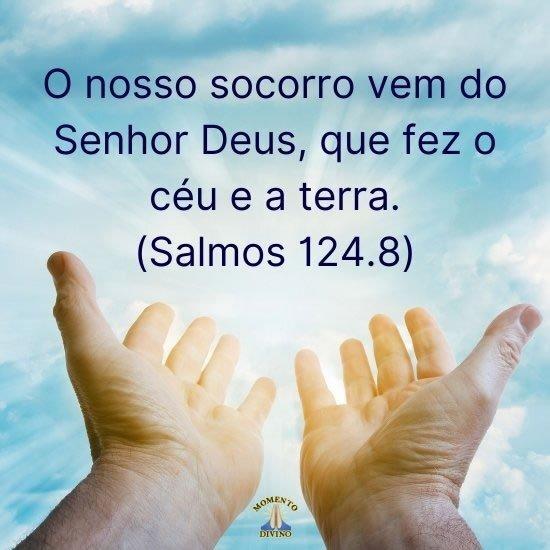 Salmo 124.8